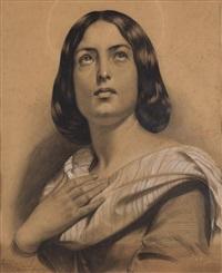 inmaculada concepción by eduardo rosales martínez