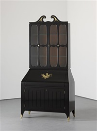 cabinet by giovanni garibaldi and paolo buffa