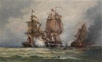 combat naval by max retoré