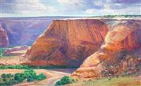 tsegi canyon by curt walters