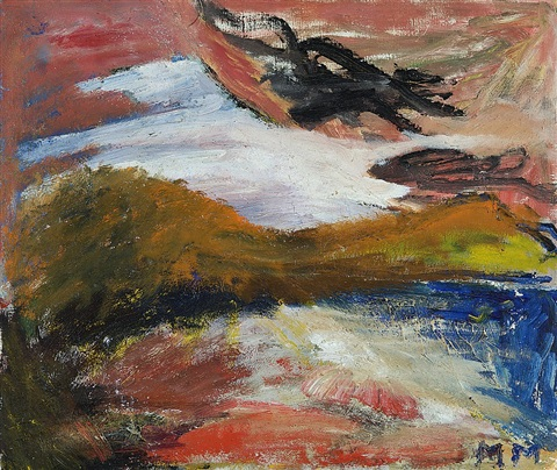 rosy clouds by mauno markkula