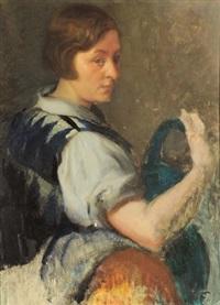 figura femminile by pietro dodero