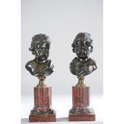 amours en buste représentant l'hiver et l'automne (pair) by anonymous (19)