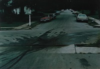 untitled (memphis street water), n.d by william eggleston