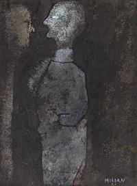 two figures by raúl milian