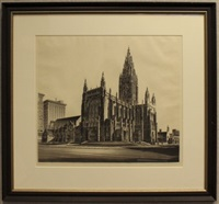 limoges (+ gothic magic, a.d. 1941, 1941, lrgr; 2 works) by john taylor arms