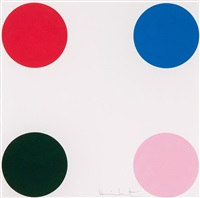 cyclizine by damien hirst