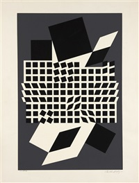 oeta by victor vasarely