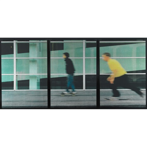 macba 4 triptych by robert berlin