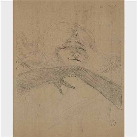 linger longer loo pl iv from yvette guilbert by henri de toulouse lautrec