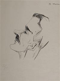 contemporaries (17 works) by rudolf grossmann