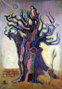 arbre mort ou espoir by suzanne tourte