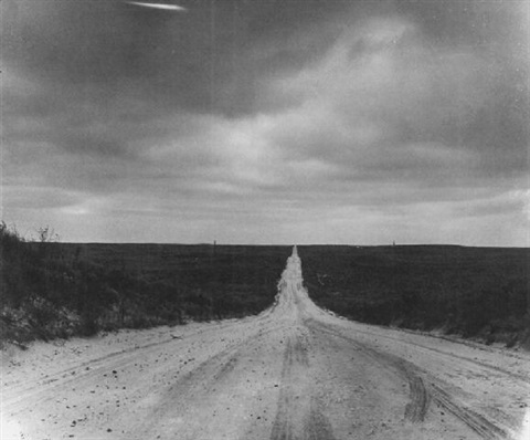 dirt road kansas by truman capote