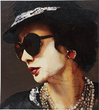 coco by lita cabellut