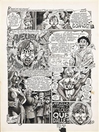 pop & rock & colegram by gotlib and sole