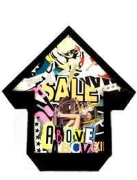 sale by above