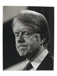 président jimmy carter by teresa zabela