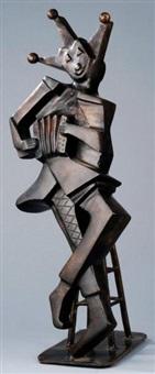le joueur de bandonéon by patrice donald laborie