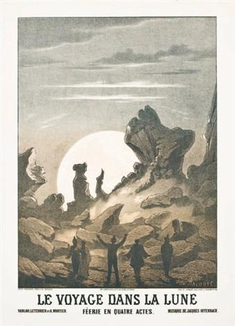 voyage dans la lune by edward ancourt