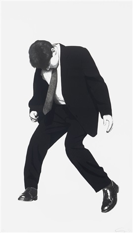james from men in the cities by robert longo