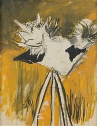 artichokes by graham sutherland