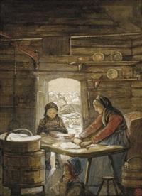 a scandanavian pantry by nico jungmann