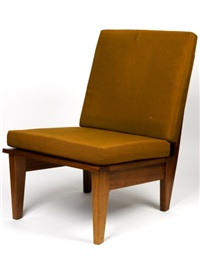 blackwood chairs (pair) by fred ward