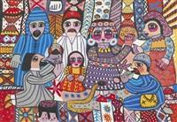 le charmeur de serpents by fatna gbouri
