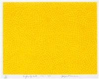 無限的網 (infinity-nets) by yayoi kusama