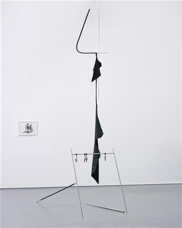 let loose by claire barclay