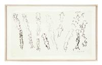 branch, branch (+ 2 others; 3 works) by barbara zucker