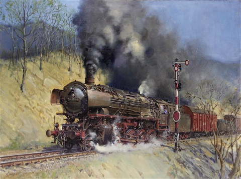 the last of the giants by terence cuneo
