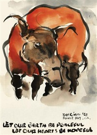 猪的勇者 (brave hog) by liu chiwei