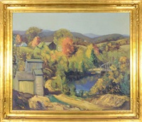 connecticut hills by cornelia cowles vetter