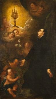 hl. aloisius von gonzaga by ignaz joseph raab