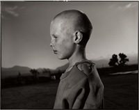 jesse damm (from damm family revisited), llano by mary ellen mark