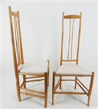 rustic wright (pair) by daniel mack