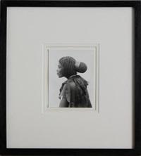 ovambo (ogandjera) woman by alfred martin duggan-cronin