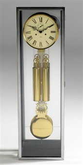 case clock no.622 by howard miller