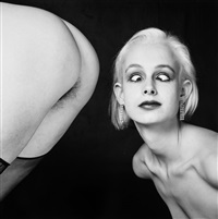 composition of two women, 1984 by erwin olaf