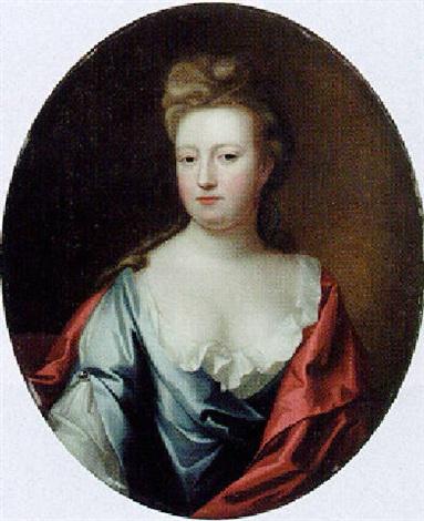 portrait of a lady by john van der vaart