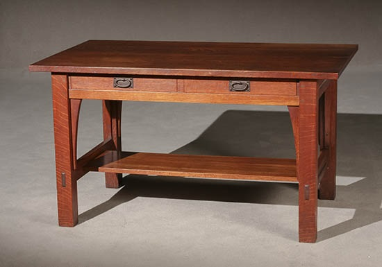 plans table librarytable woodworking canadian magazine lead library projects
