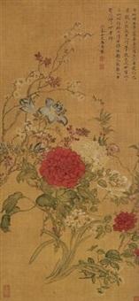 花卉 by ma quan