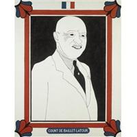 count de baillet-latour by john wesley