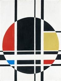 composition n°30 by jean albert gorin