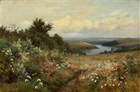landscape by walter follen bishop