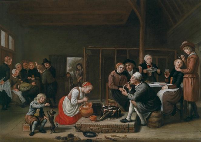 bauernküche im stall by jan victors