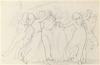 the dance by frederick richard pickersgill