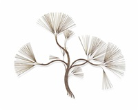 branch wall sculpture by curtis jere