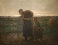 wandering by jozef israëls